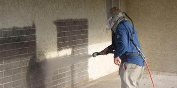 Brick Cleaning