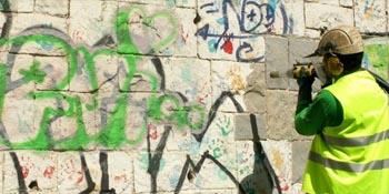 graffiti removal brisbane