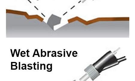 abrasive blasting vs sandblasting