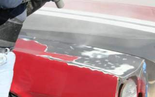 Paint Removal from Metal