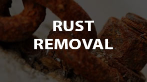 Rust Removal Sunshine Coast